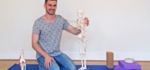 Yoga Anatomy Workshops with Andrew McGonigle