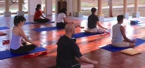 Yoga Retreat India 2015