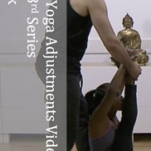 Ashtanga Yoga Adjustments Videos: 1st, 2nd & 3rd Series